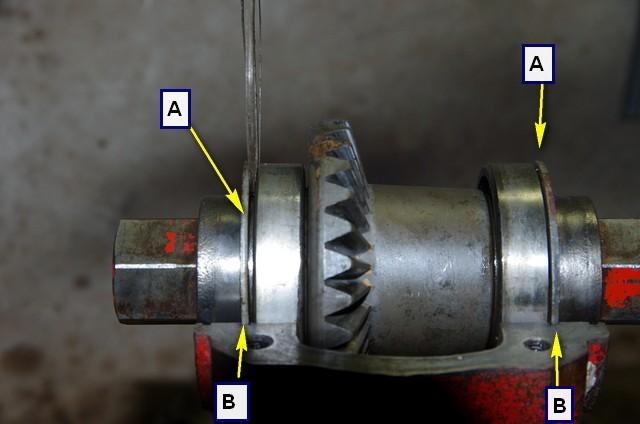 Démontage Rotavator Imgp8012