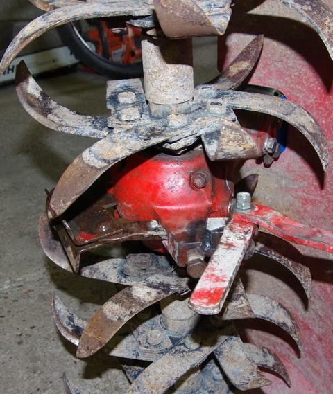 Démontage Rotavator Imgp8015