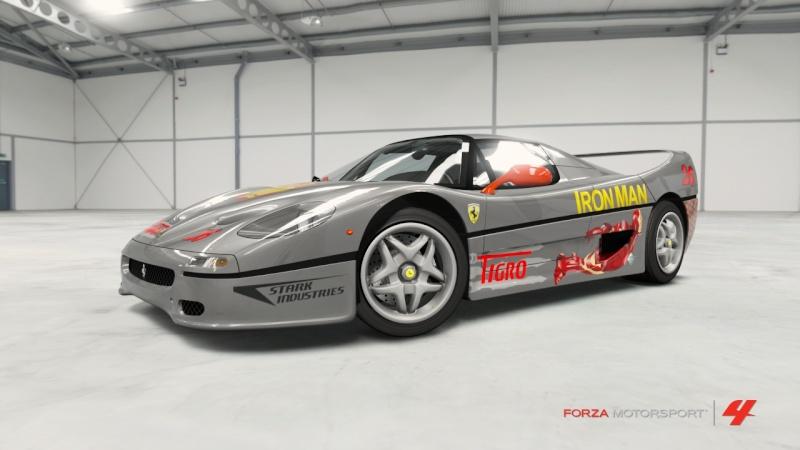 [ONE NIGHT] Ferrari F50 WS Livree Ahh10