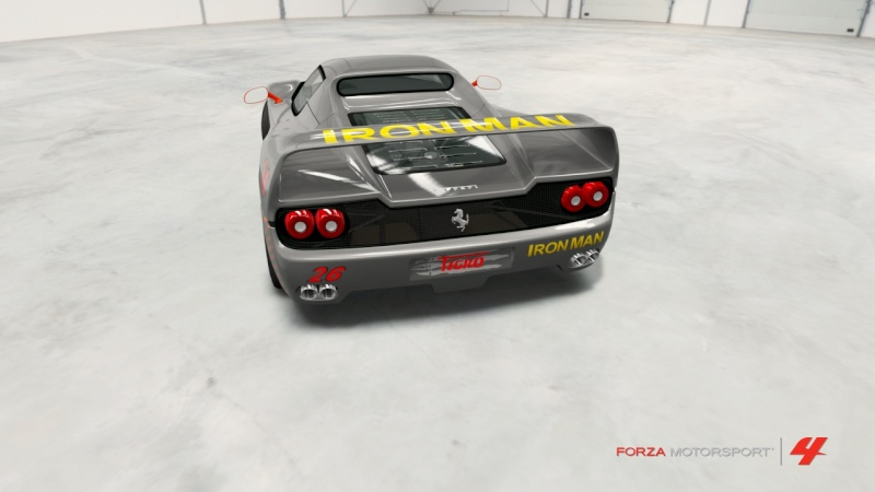 [ONE NIGHT] Ferrari F50 WS Livree Ahhh10