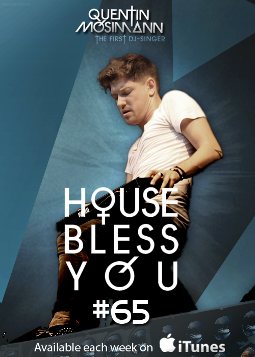 """Podcast """"House Bless You"""" #65 Aff-11"""