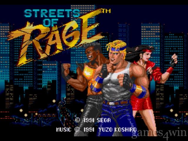 Résumé partie 166 : Streets of Rage Street10