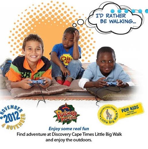 Big Walk à Cape Town (SA), 35.000 places: 11/11/2012 Big_wa13