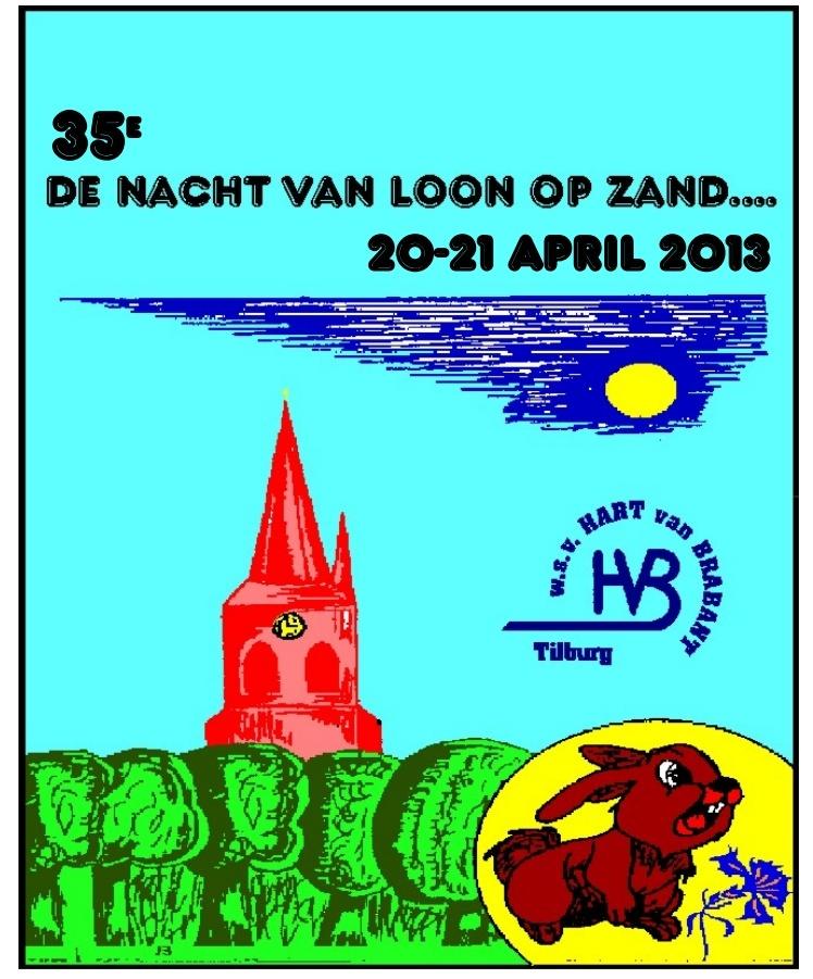 Nacht van Loon op Zand: 15h jugées ou 80km: 20-21/04/2013 Nacht_10