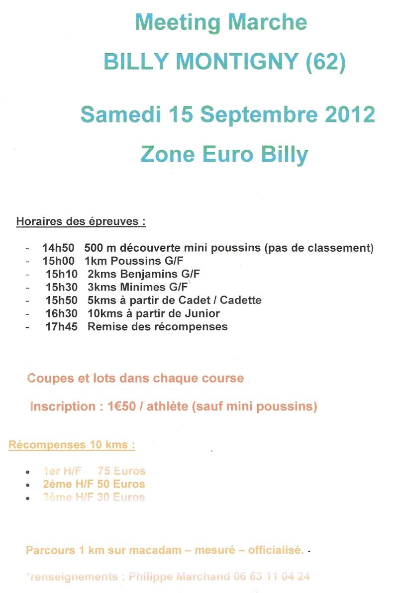 10km (et autres) de Billy-Montigny (62): 15/09/21012 Numari13