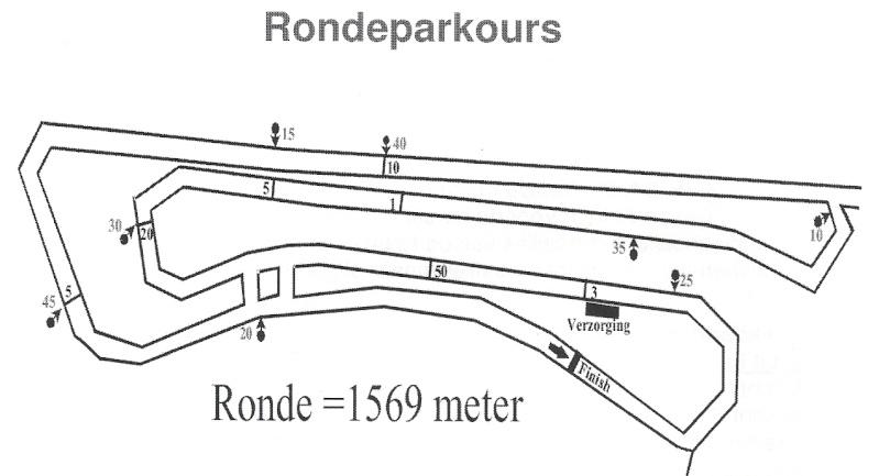 Chpt NL 10, 20, 50km à Tilburg: 07 octobre 2012 Numari14