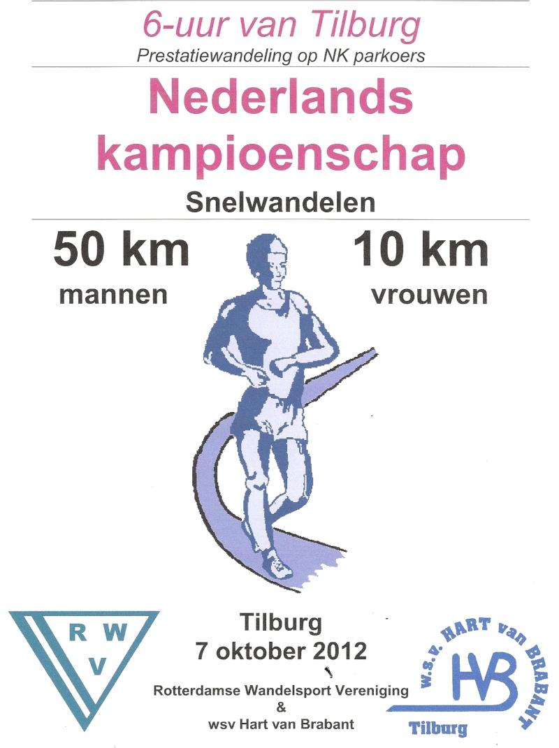 Chpt NL 10, 20, 50km à Tilburg: 07 octobre 2012 Numari15