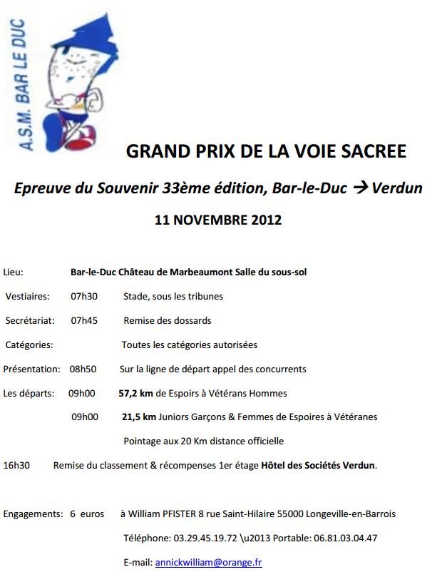 Grand Prix de la Voie Sacrée : 11 novembre 2012 Voie_s10