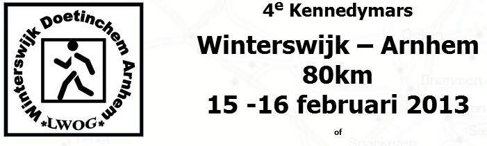 Winterswijk-Arnhem; NL; (80km) 200 places: 15-16/2/2013 W-arnh10