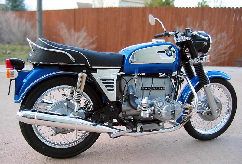 75/5 1971 Arcueil Motor Bmw_210