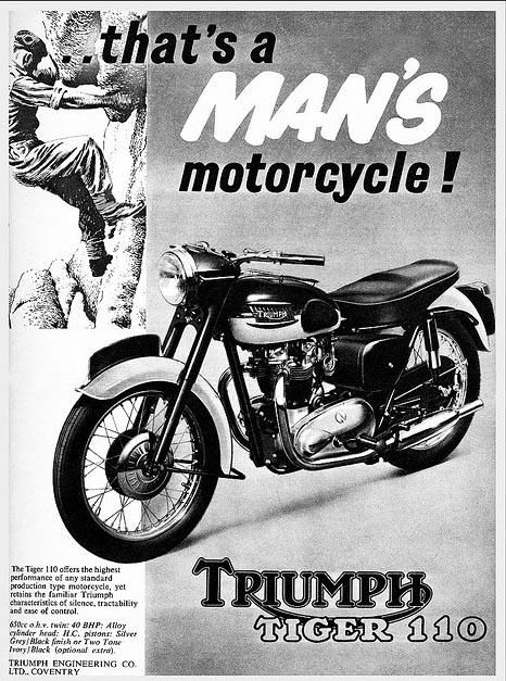 Affiche triumph Tumbl147