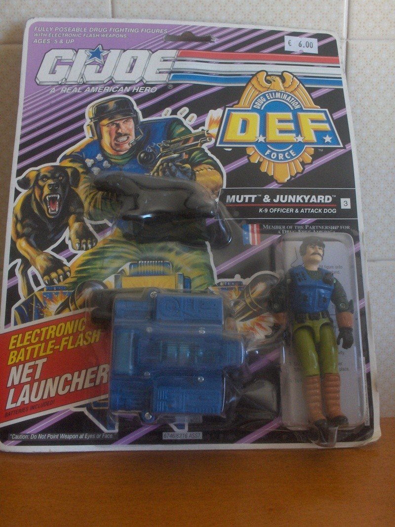 GI Joe Mutt & Junkyard DEF 1992 Mutt10