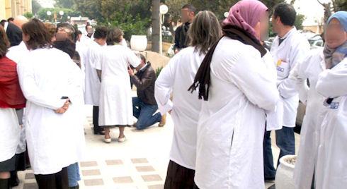 Paramédical en Algérie: 27 instituts supérieurs créés d'ici 2014 Arton110