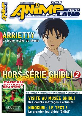 [Magazine] Animeland hors série Couval10