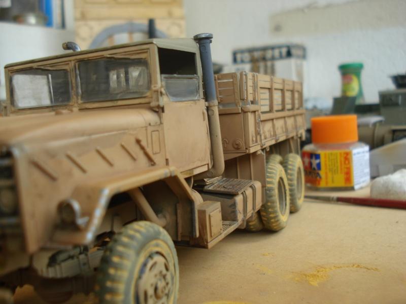 Camion US Army M925 - Italeri 1/35 Dsc07919
