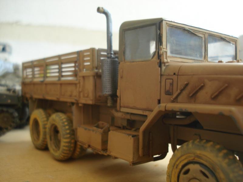Camion US Army M925 - Italeri 1/35 Dsc07920