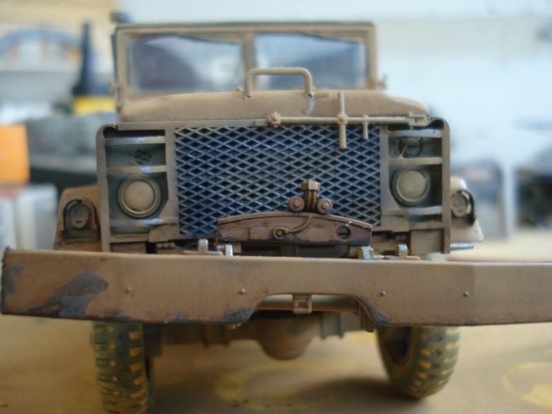 Camion US Army M925 - Italeri 1/35 Dsc07921