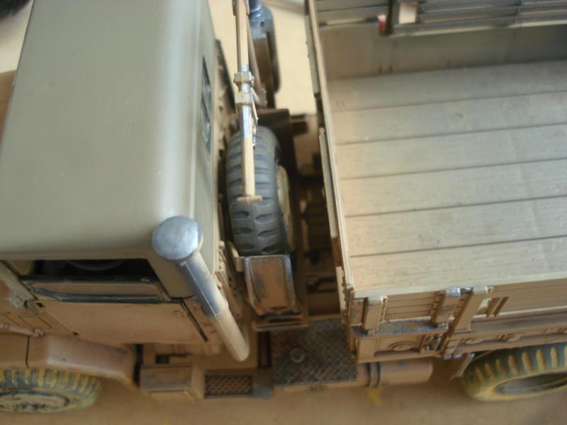 Camion US Army M925 - Italeri 1/35 Dsc07922