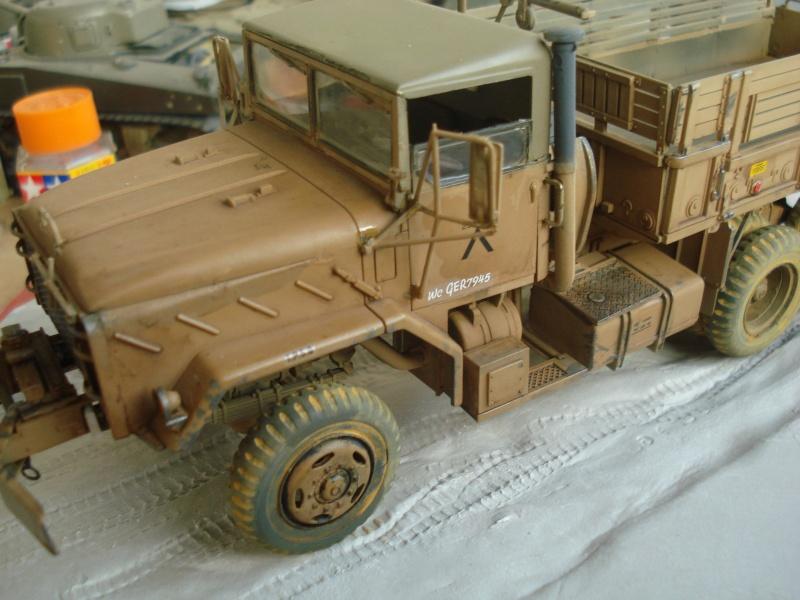 Camion US Army M925 - Italeri 1/35 Dsc07923