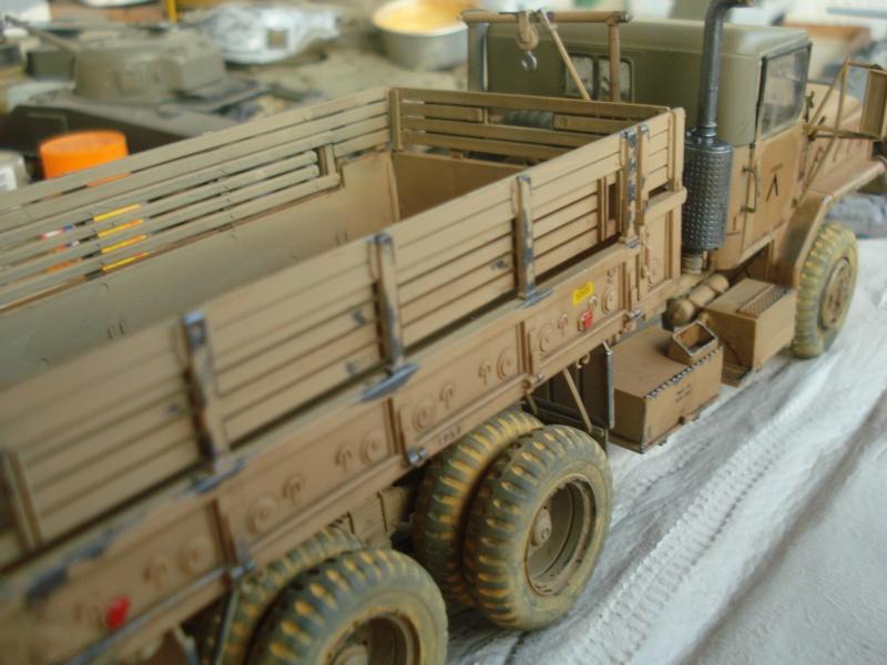 Camion US Army M925 - Italeri 1/35 Dsc07925