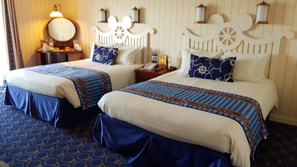 [Disney's Newport Bay Club] Séjour magique en famille en juin 2019 Img-2013