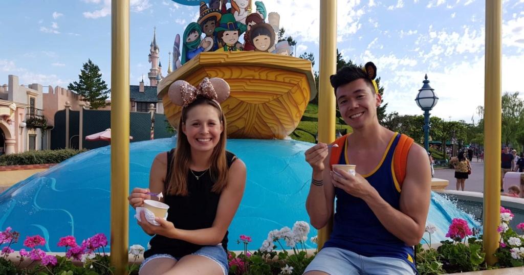 [Disney's Newport Bay Club] Séjour magique en famille en juin 2019 Img-2018
