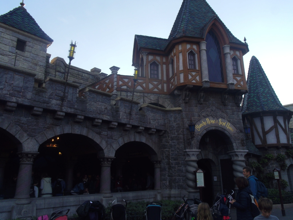 [Disney's Newport Bay Club] Séjour magique en famille en juin 2019 Imgp7210