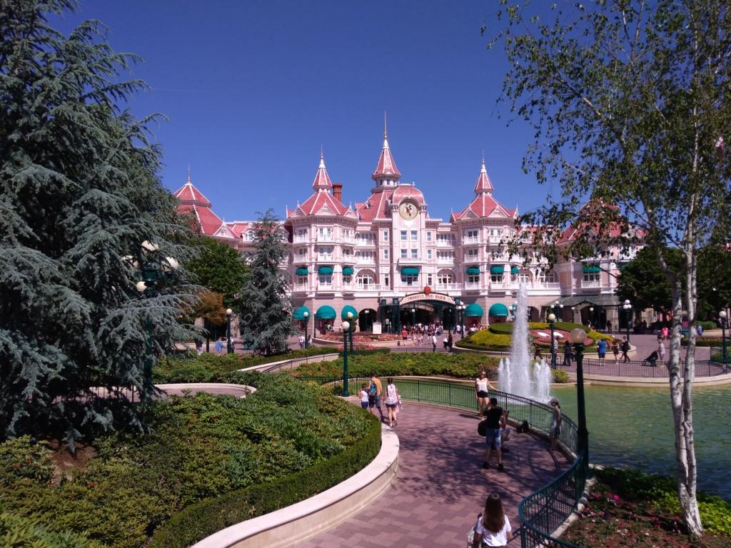 [Disney's Newport Bay Club] Séjour magique en famille en juin 2019 P_201614