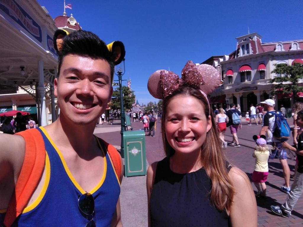 [Disney's Newport Bay Club] Séjour magique en famille en juin 2019 P_201615