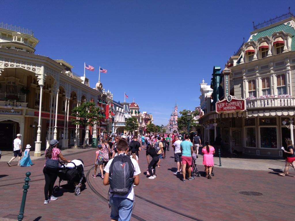 [Disney's Newport Bay Club] Séjour magique en famille en juin 2019 P_201616