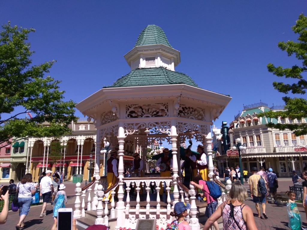 [Disney's Newport Bay Club] Séjour magique en famille en juin 2019 P_201617