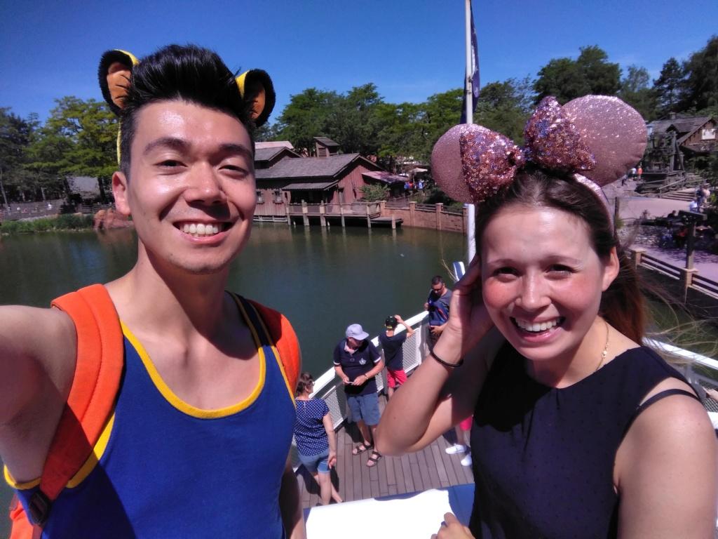 [Disney's Newport Bay Club] Séjour magique en famille en juin 2019 P_201618