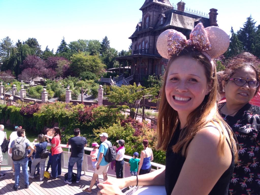 [Disney's Newport Bay Club] Séjour magique en famille en juin 2019 P_201620