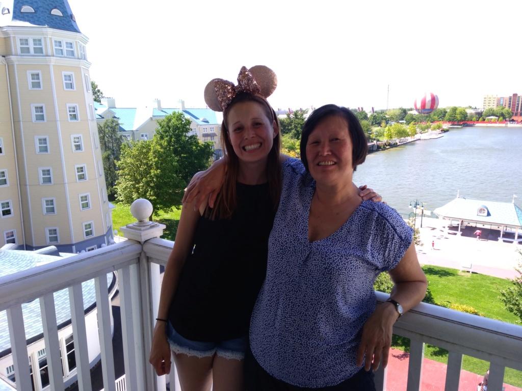 [Disney's Newport Bay Club] Séjour magique en famille en juin 2019 P_201624