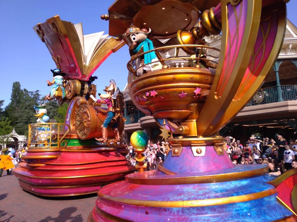 [Disney's Newport Bay Club] Séjour magique en famille en juin 2019 P_201625