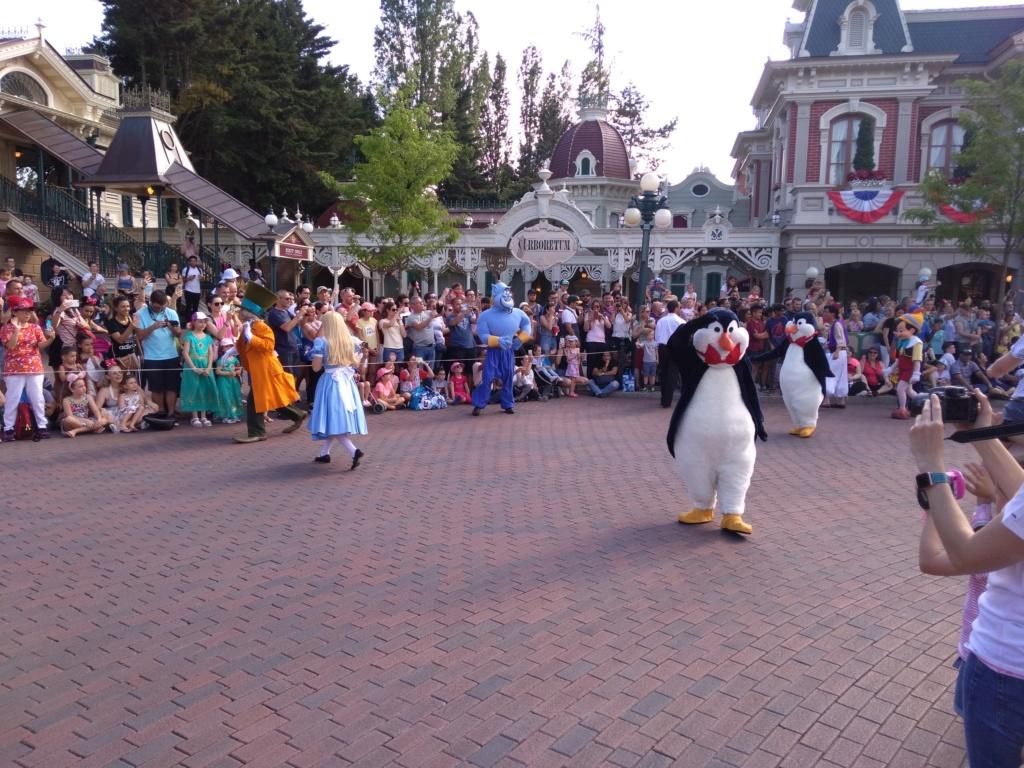[Disney's Newport Bay Club] Séjour magique en famille en juin 2019 P_201626
