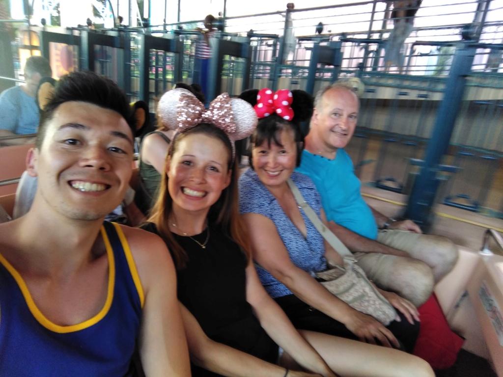 [Disney's Newport Bay Club] Séjour magique en famille en juin 2019 P_201629