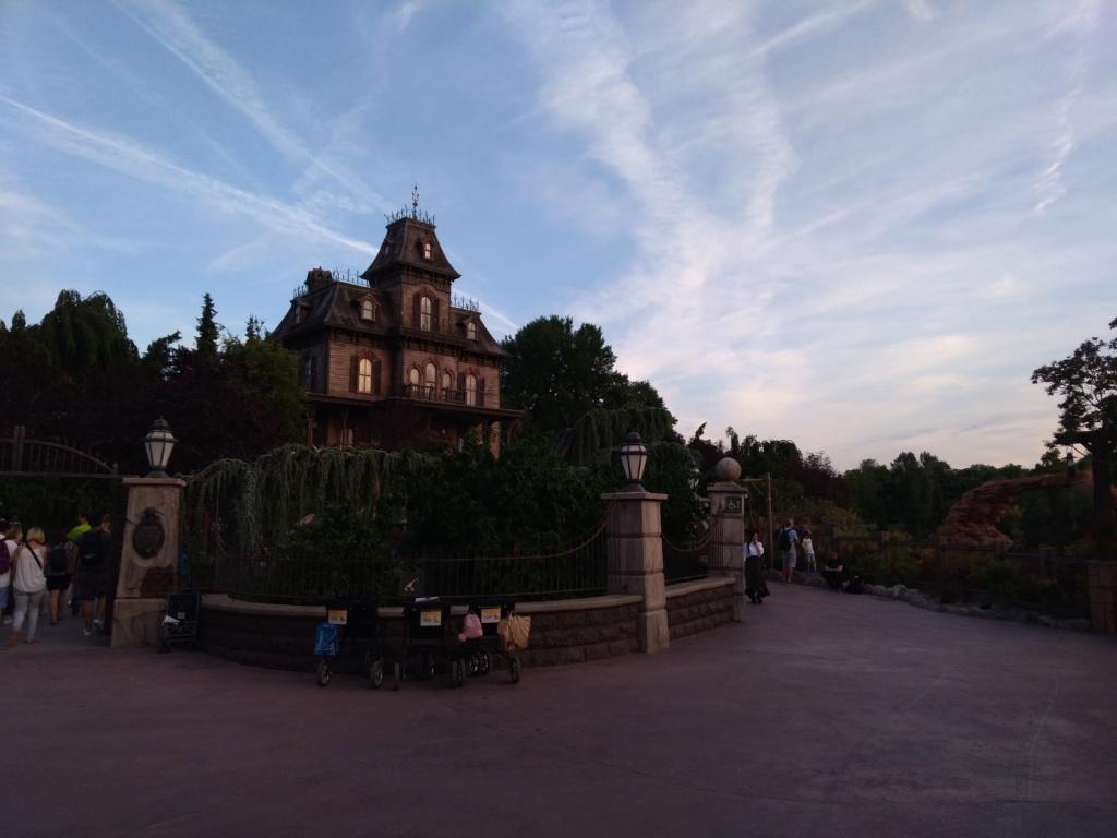 [Disney's Newport Bay Club] Séjour magique en famille en juin 2019 P_201630