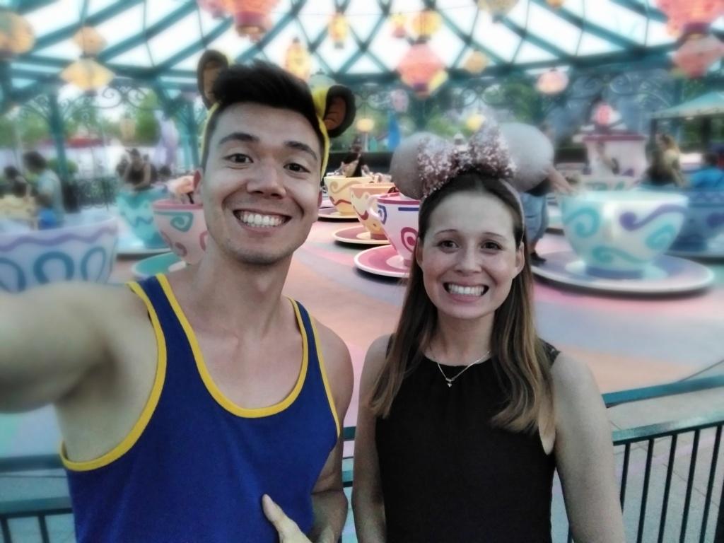 [Disney's Newport Bay Club] Séjour magique en famille en juin 2019 P_201633