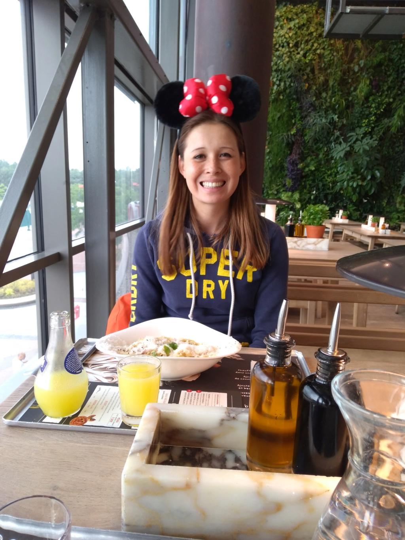 [Disney's Newport Bay Club] Séjour magique en famille en juin 2019 P_201648