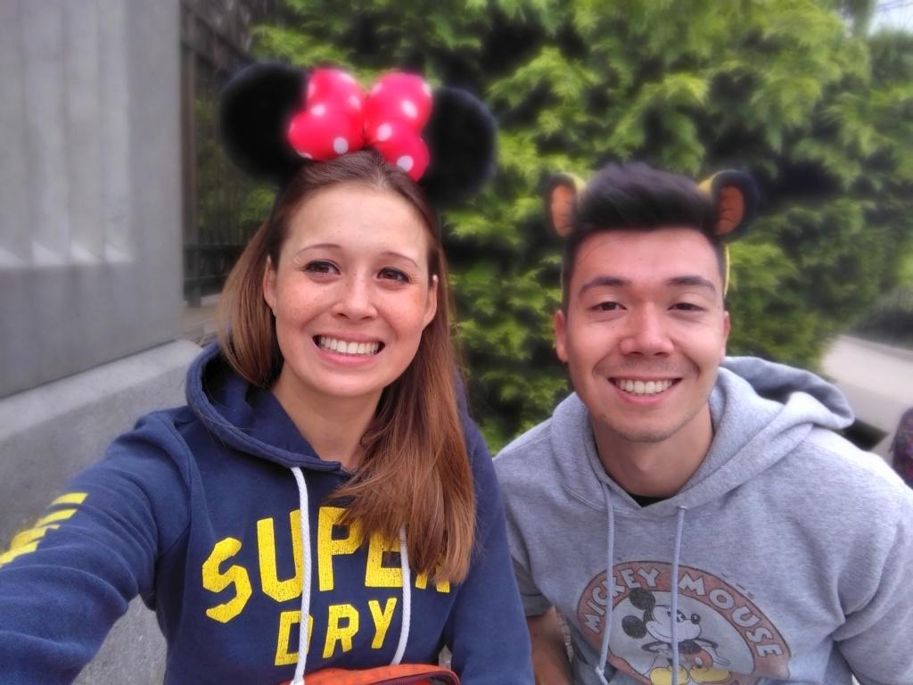 [Disney's Newport Bay Club] Séjour magique en famille en juin 2019 P_201650
