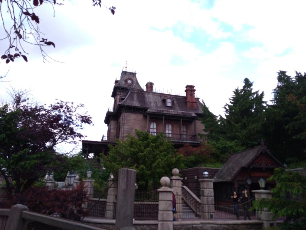 [Disney's Newport Bay Club] Séjour magique en famille en juin 2019 P_201667