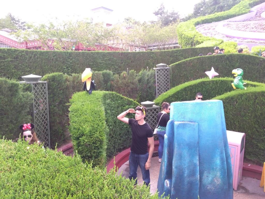 [Disney's Newport Bay Club] Séjour magique en famille en juin 2019 P_201673