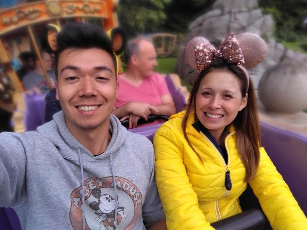 [Disney's Newport Bay Club] Séjour magique en famille en juin 2019 P_201692