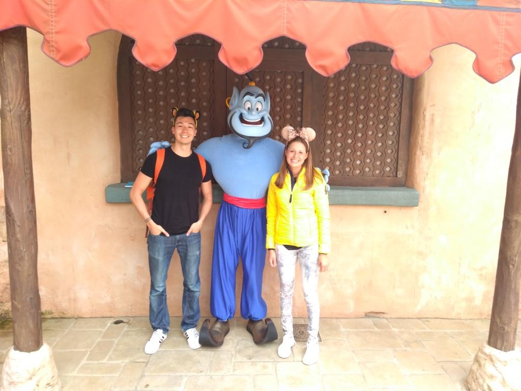 [Disney's Newport Bay Club] Séjour magique en famille en juin 2019 P_201694