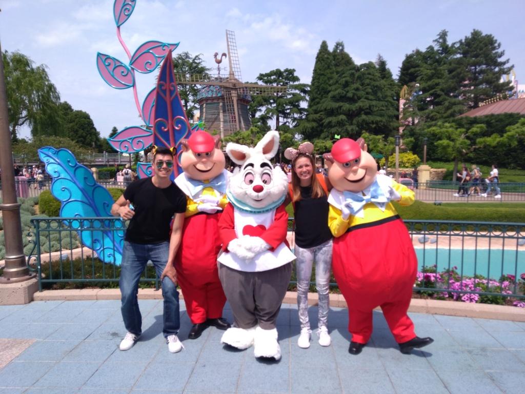 [Disney's Newport Bay Club] Séjour magique en famille en juin 2019 P_201696