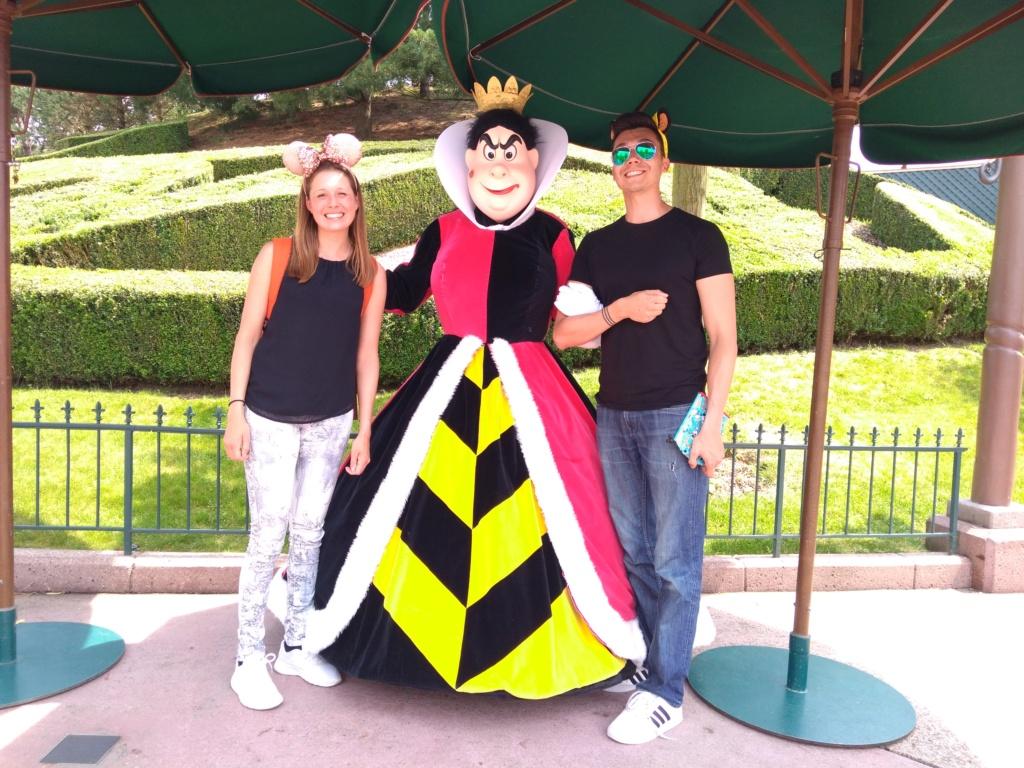 [Disney's Newport Bay Club] Séjour magique en famille en juin 2019 P_201697
