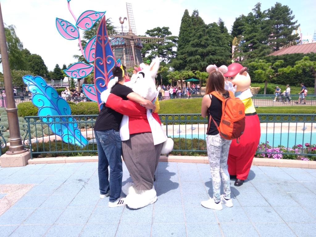 [Disney's Newport Bay Club] Séjour magique en famille en juin 2019 P_201698