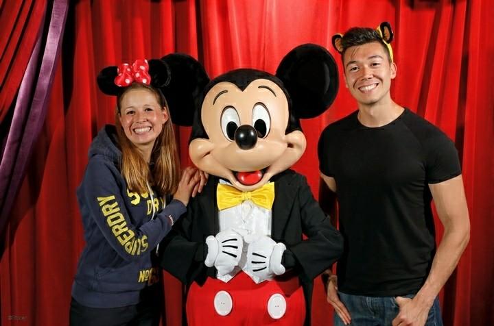 [Disney's Newport Bay Club] Séjour magique en famille en juin 2019 Screen10