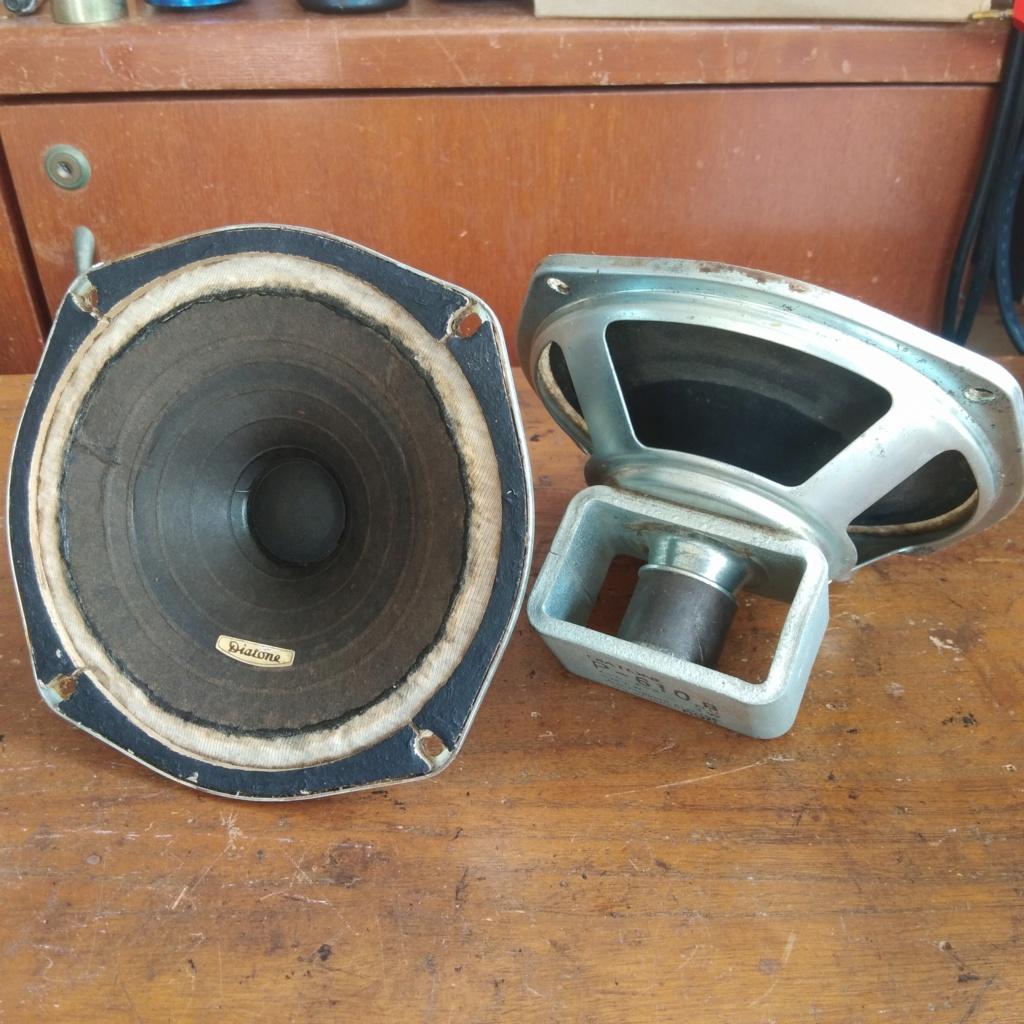 Diatone P610B fullrange speaker (USED) Img_2044